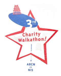 1993 walkathon shirt